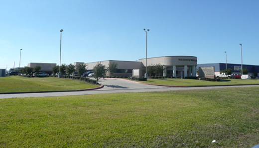Cancer Center Of Setx Allied Electrical Contractors